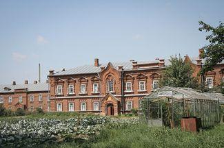 Женский монастырь в Шамордино в Калужской области