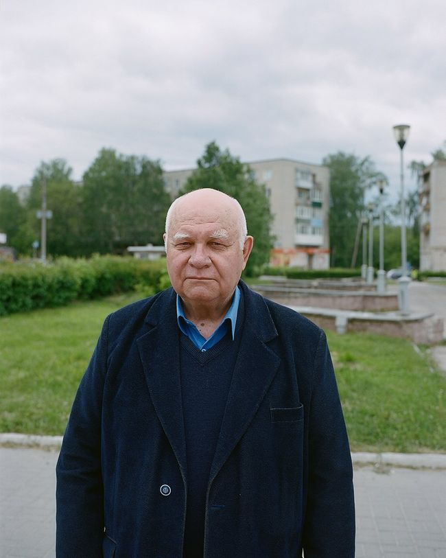 Arzamas chief architect Anatoly Petryashin. June 2018.