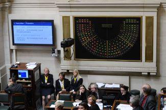 Голосование за легализацию детской эвтаназии в парламенте Бельгии, 3 февраля 2014 года