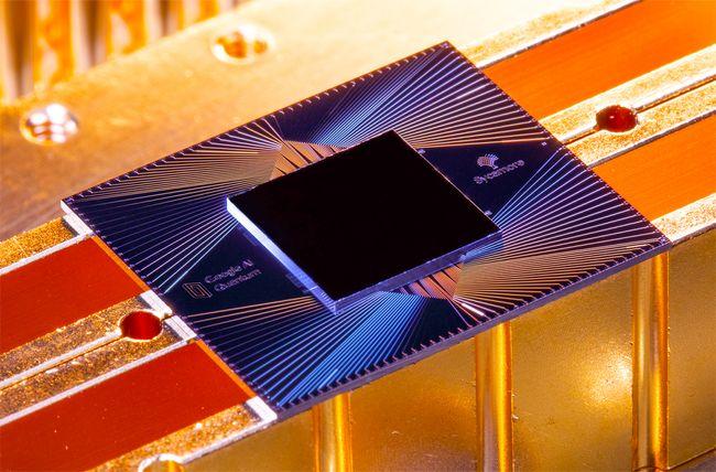 Квантовый компьютер Sycamore на53 кубита