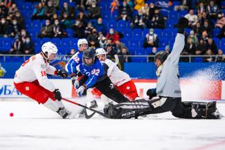 Все началось с Петра I, а продолжается скандалами с МОК Почему хоккей с  мячом должен быть в программе Олимпийских игр, но его там нет — Meduza